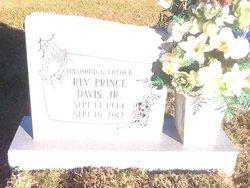 Rev Prince Davis, Jr