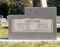 Jessie Marguerite <i>Pace</i> Graham