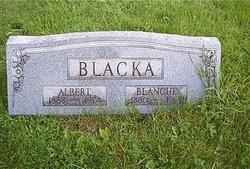 Albert E Blacka