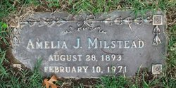 Amelia Jane Milstead