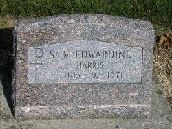 Sr M. Edwardine Harris