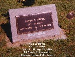 Alvin Ray Meyer
