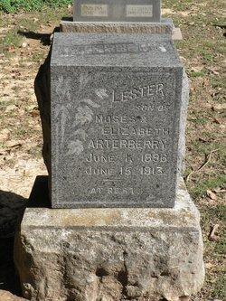 Lester Arterberry