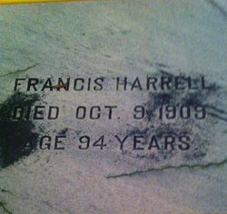 William Francis Frank Harrell
