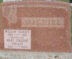 Mary Virgenie Genvieve <i>Nelan</i> Maguire