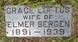 Grace <i>Loftus</i> Bergen