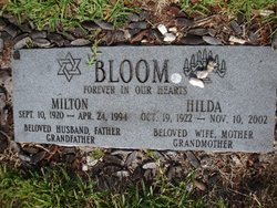 Hilda Bloom