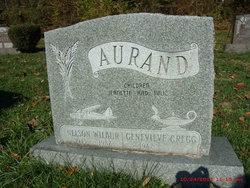 Genevieve <i>Gregg</i> Aurand