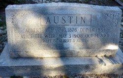 Alice Tee <i>Weir</i> Austin