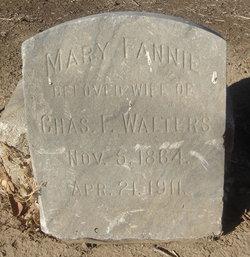 Mary Fannie Walters
