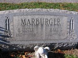 Mary Elizabeth <i>Baker</i> Marburger