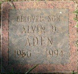 Alvin Del Aden
