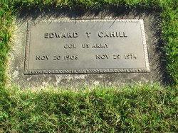 Edward T. Cahill