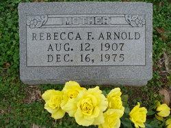 Rebecca F Arnold
