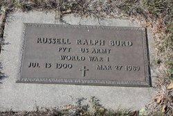 Russell Ralph Burd
