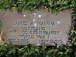 James A Hanna