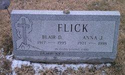 Anna J Flick