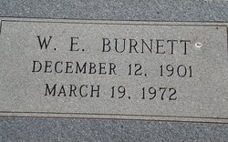 W. E. Burnett