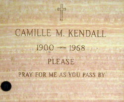 Camille M Kendall