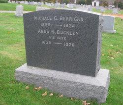 Anna N. <i>Buckley</i> Berrigan