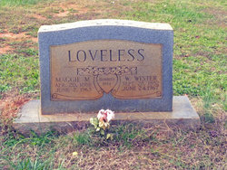 W. Wister Loveless