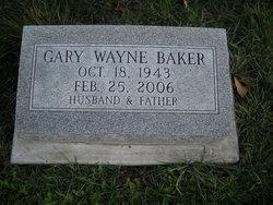 Gary Wayne Baker