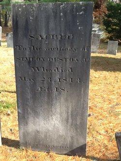 Simeon Duston, Jr