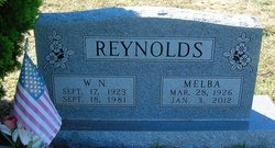 Melba Laverne <i>Booth</i> Reynolds