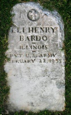 Eli Henry Bardo