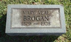 Mary <i>Veal</i> Brogan