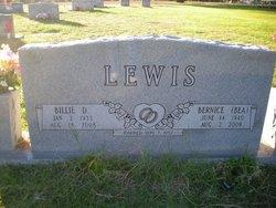 Bernice Bea <i>Pate</i> Lewis