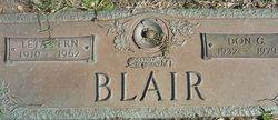Don G Blair