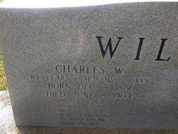 Charles William Wilson