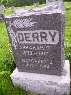 Abraham Russell Abe Derry