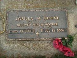 Lorilla M. <i>Whiting</i> Resene