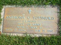 Anthony Gregory Yotsnukis