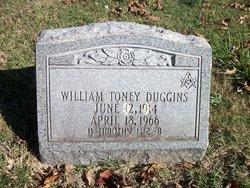 William Toney Duggins