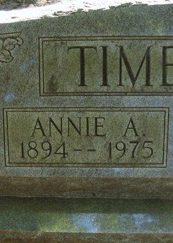 Annie A Timberlake