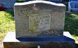 J T Alford