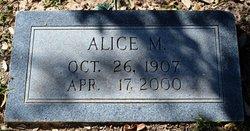 Alice <i>Mayfield</i> Barnett