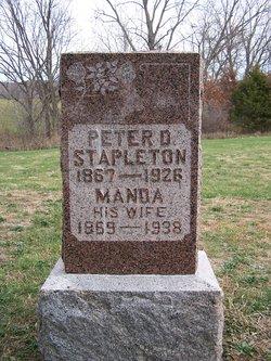 Peter D Stapleton