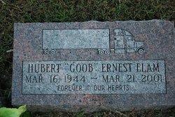 Hubert Ernest Goob Elam