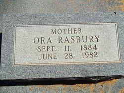 Ora <i>Gallaher</i> Rasbury