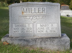 Daniel Thomas Miller