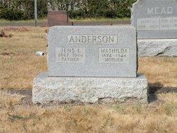 Jens L Anderson