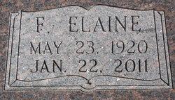 Florence Elaine <i>Nichols</i> Broadhurst