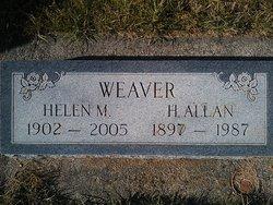 H Allan Weaver