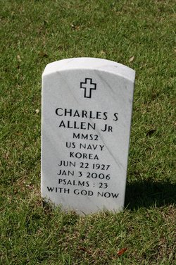 Charles S Allen, Jr