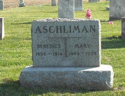 Mary <i>Graber</i> Aschliman
