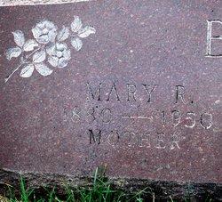 Mary Rachel <i>Jordan</i> Bean